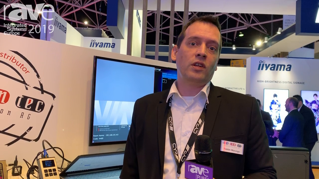 ISE 2019: Syscomtec Presents Icron Software for Digital Signage