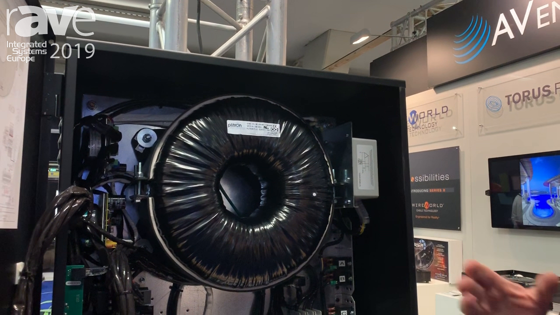 ISE 2019: Torus Power Talks About Benefits of Using a Wallmount Unit for Power Protection