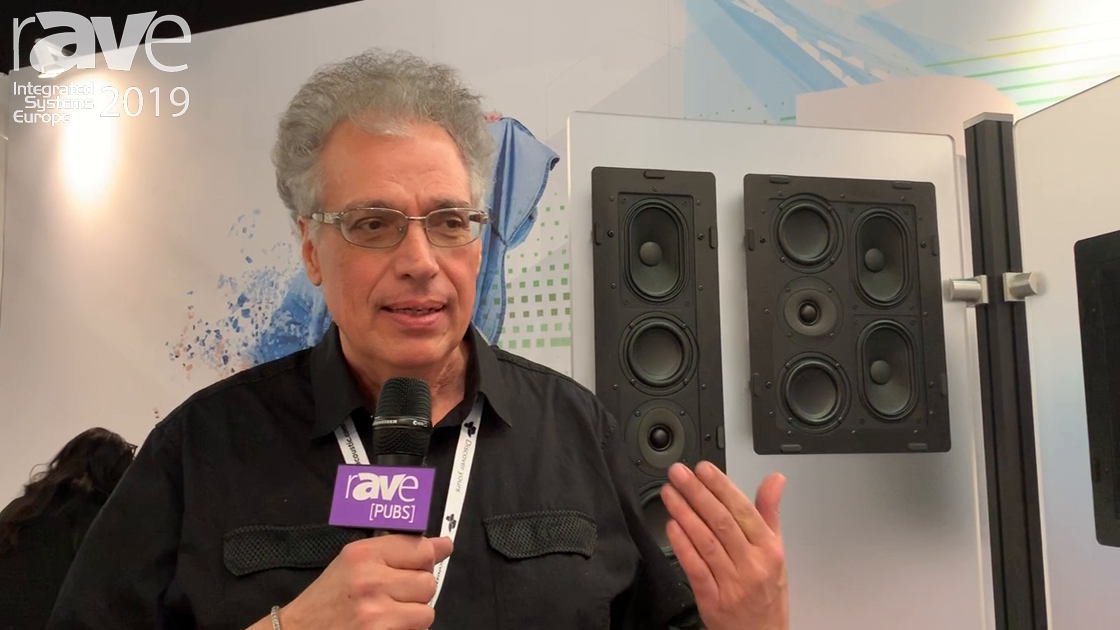 ISE 2019: Totem Acoustic Presents Subwoofer of Tribe In-Wall Series Speakers