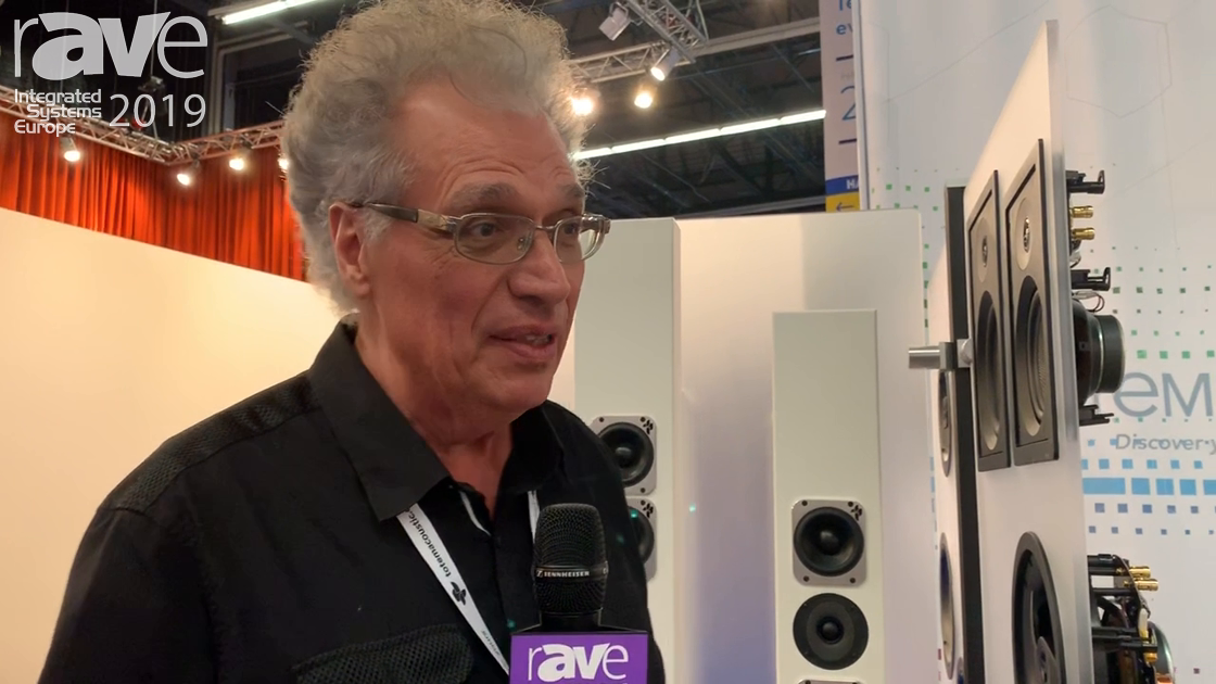 ISE 2019: Totem Acoustics Debuts KINSlim In-Wall, In-Ceiling Speaker