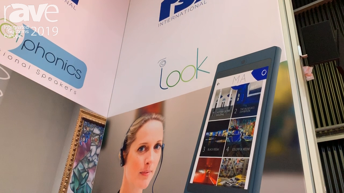 ISE 2019: rsf International Debuts 'Look,' Professional Android Multimedia Player