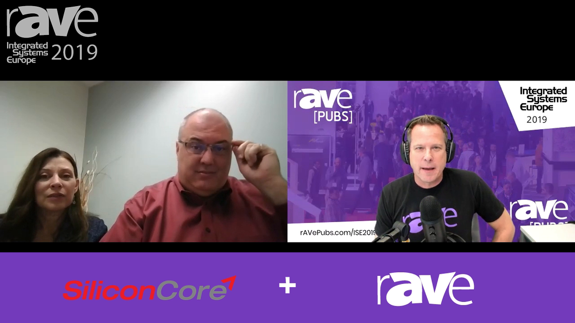 SiliconCore Explains EZ-HD Series of Pre-Packaged LED Walls on rAVe RADIO