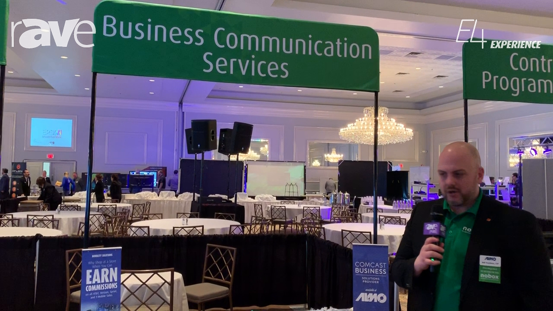 E4 Experience: Almo ProAV Presents nobox Business Communication Services