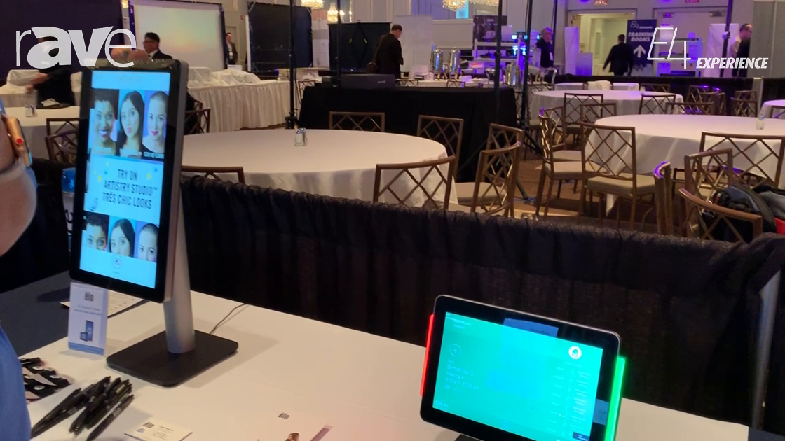 E4 Experience: Elo Touch Solutions Presents Elo Status Lights for Highlighting Room Availability