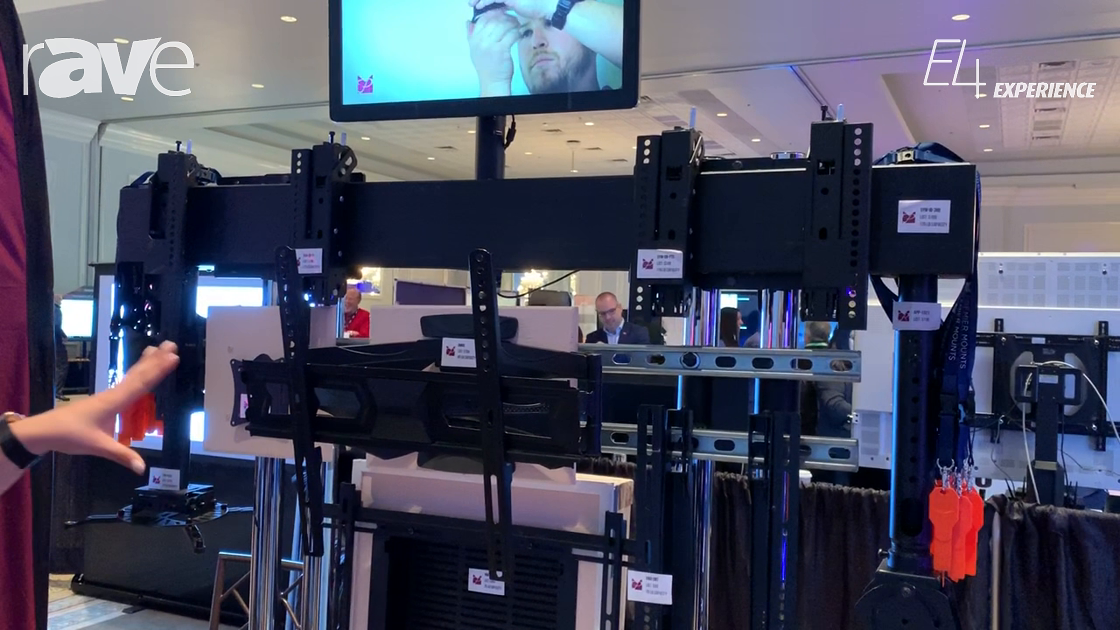 E4 Experience: Premier Mounts Showcases Versatile Symmetry Series Mount