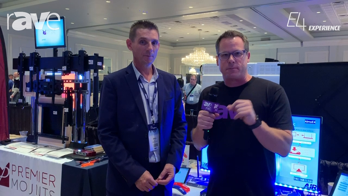E4 Experience: Gary Kayye Talks to Chris Smith, International Sales Manager at iMAGsystems
