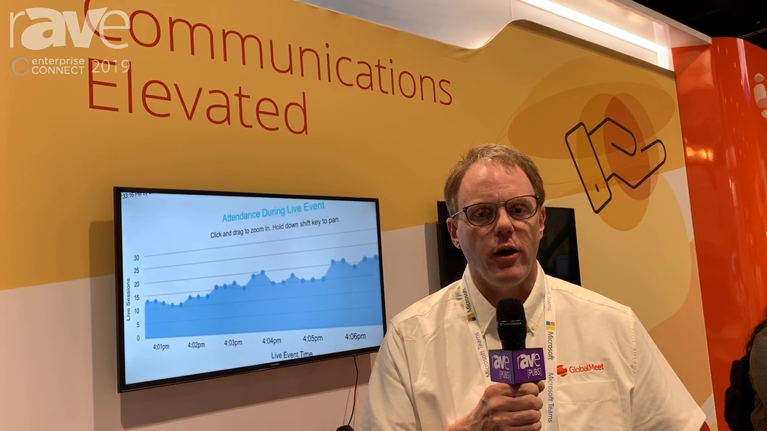 EC 2019: PGi Talks About GlobalMeet Business Communication Service for Improved Worker Productivity