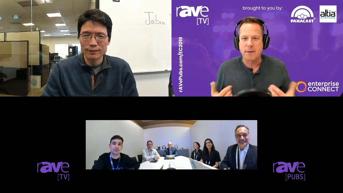 EC 2019: rAVe TV Enterprise Connect Day 2 With Altia Systems