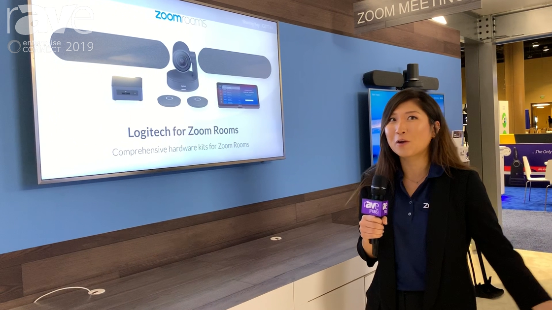 EC 2019: Zoom Presents Digital Signage Solutions and Scheduling Displays