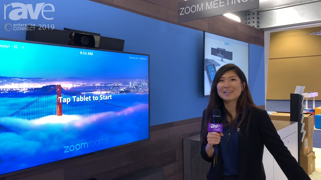 EC 2019: Zoom Showcases Polycom Studio Integration