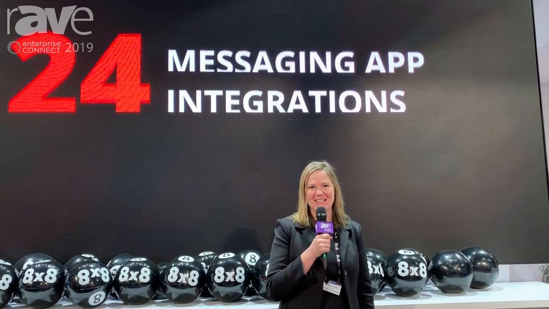EC 2019: 8×8 Inc. Talks Cloud-Based Communications and Collaboration Solutions