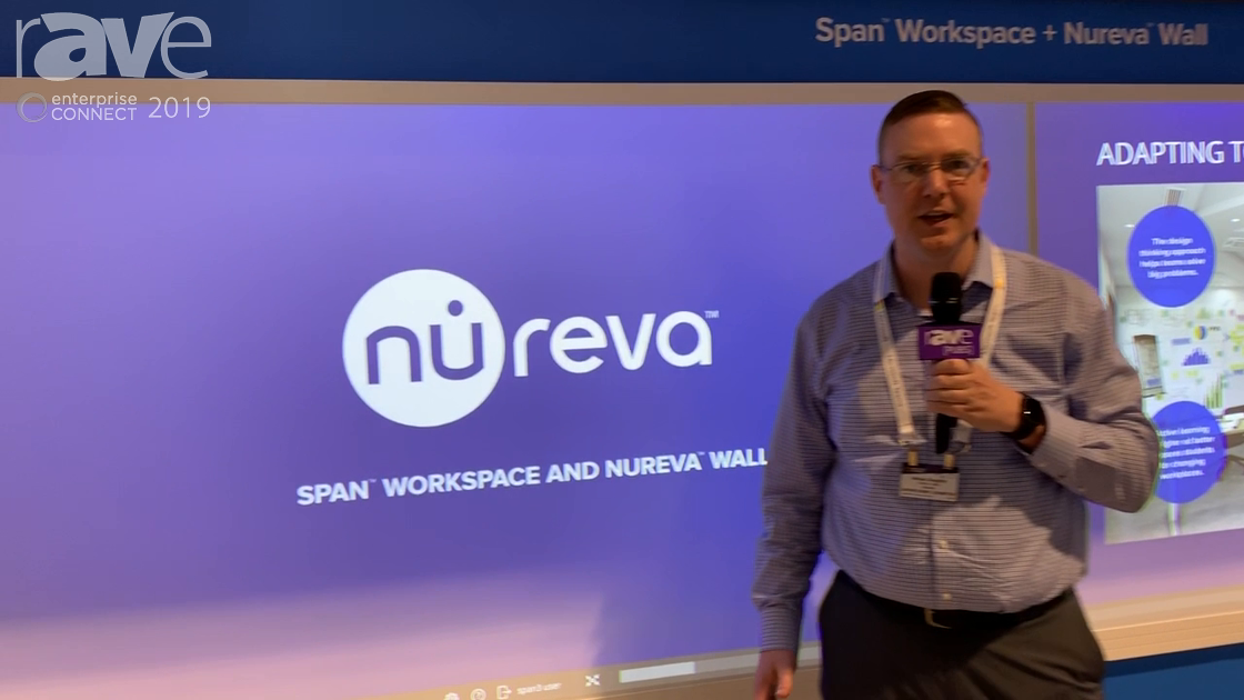 EC 2019: Nureva Presents Nureva Wall and Span Workspace for Office Use and Education Market