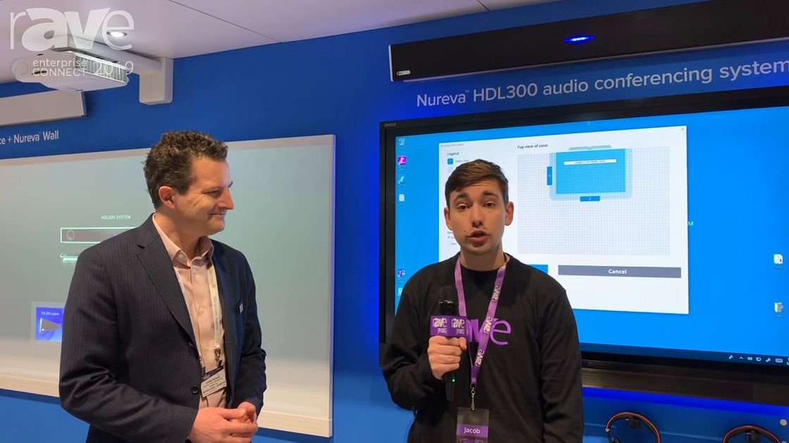 EC 2019: Jacob Blount Talks With James Rempel About The HDL300 and Microphone Mist