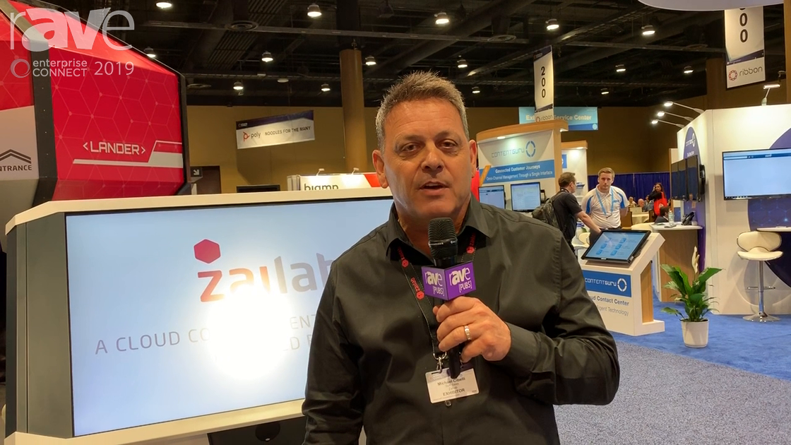 EC 2019: Zailab Features a Cloud Contact Center Platform Powered By AI