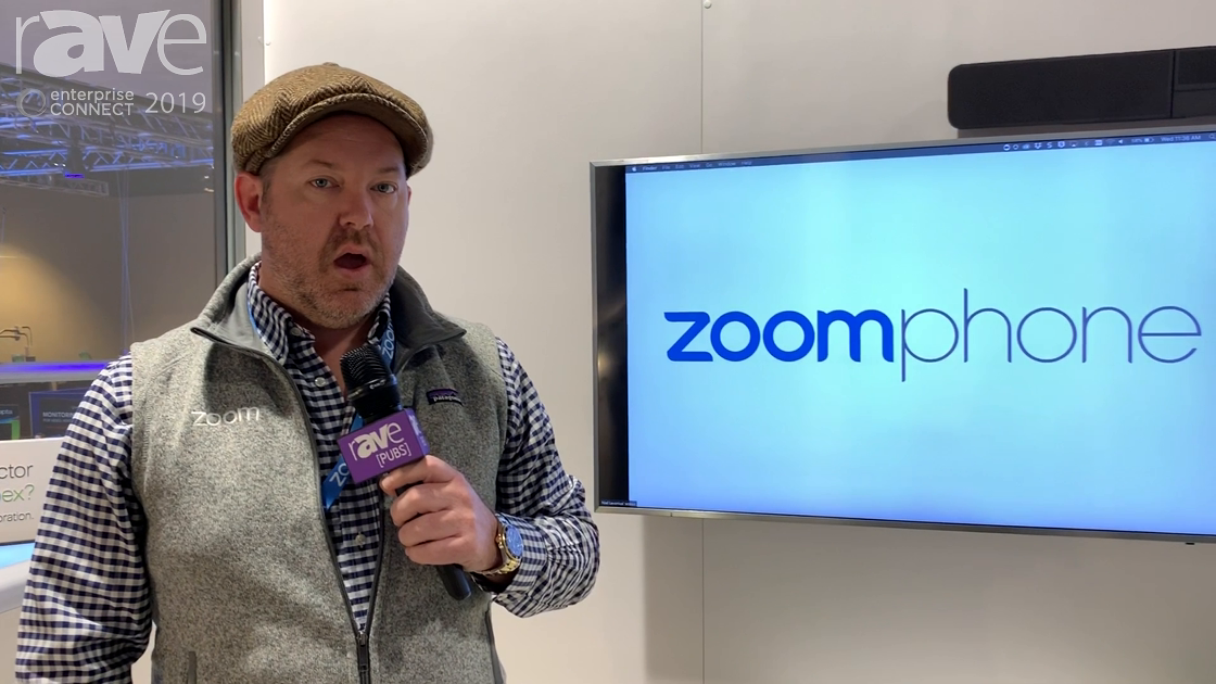 EC 2019: Zoom Presents Zoom Phone Cloud System With Salesforce Integration