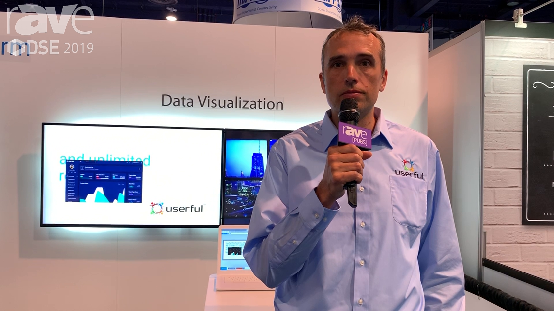 DSE 2019: Userful Shows How Its Data Visualization Solutions Work
