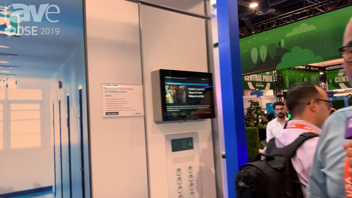 DSE 2019: Advantech Features Its UTC-510 10-Inch Touch Computer With TouchSource Software