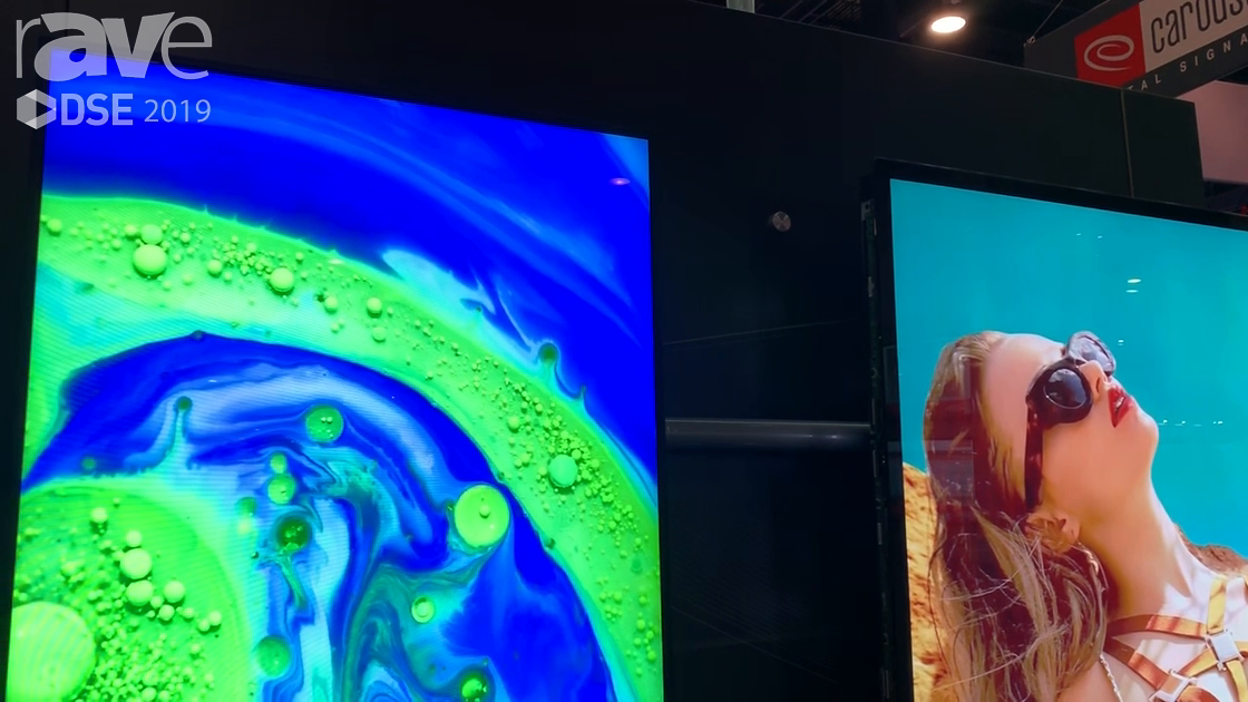 DSE 2019: Bi-Search Showcases Its 65-Inch Optically Bonded LCD Display