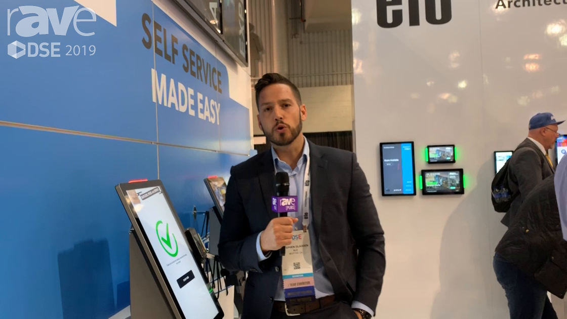 DSE 2019: Elo Touch Solutions Highlights Its Android Self Service Capabilities with the I-Series