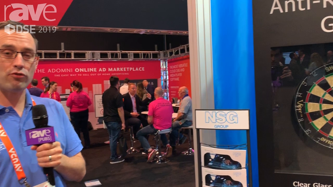 DSE 2019: NSG Group Showcases the Pilkington OptiView Anti-Reflective Glass