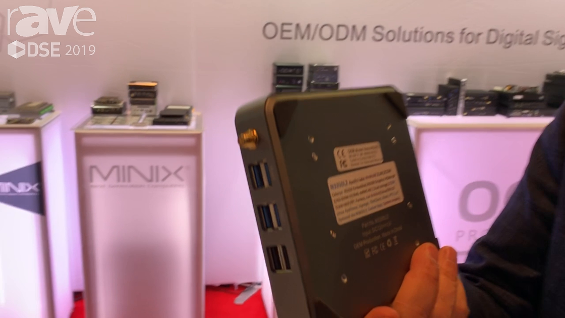 DSE 2019: OEM Production Features Its N3350L2 Celeron CPU