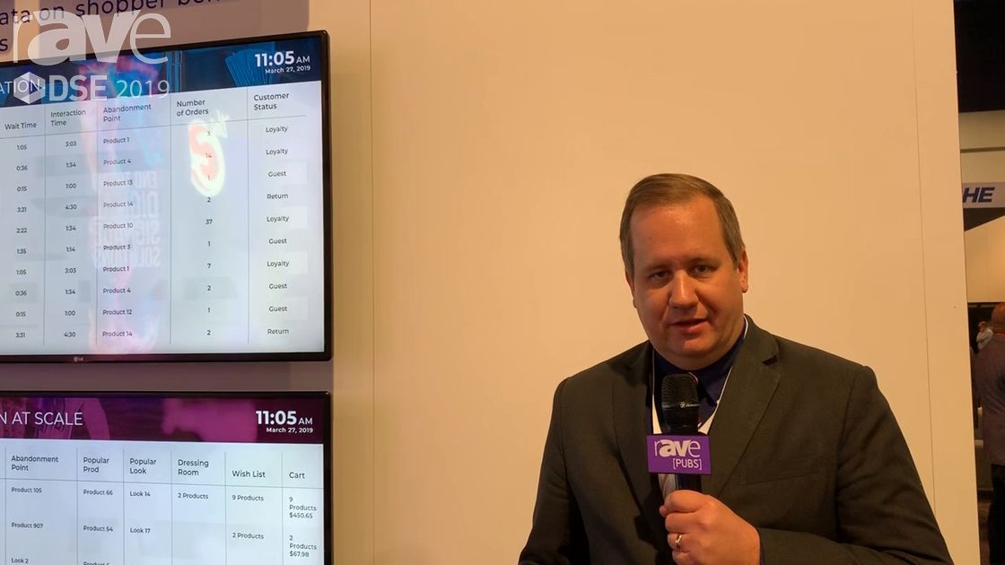 DSE 2019: STRATACACHE Shows Deep Data Insights, Talks About Making Every DS Display a Sensor