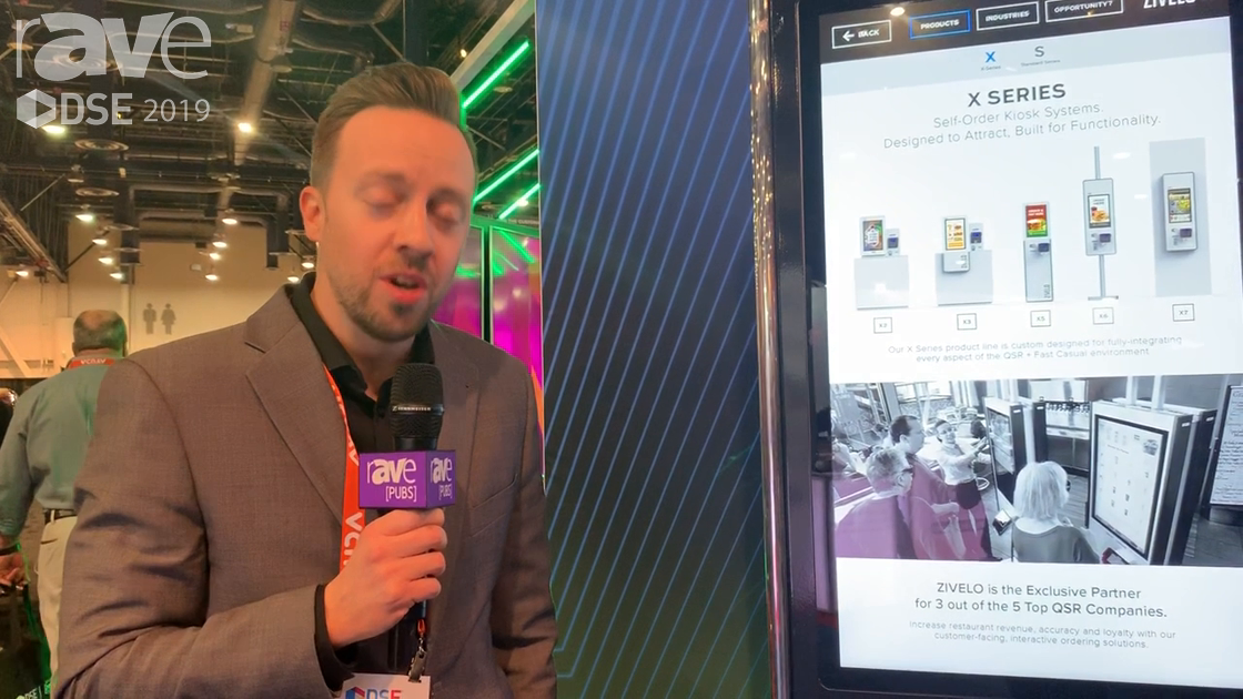 DSE 2019: Lenovo Highlights Its P330 Tiny Work Station on Zivelo Kiosk