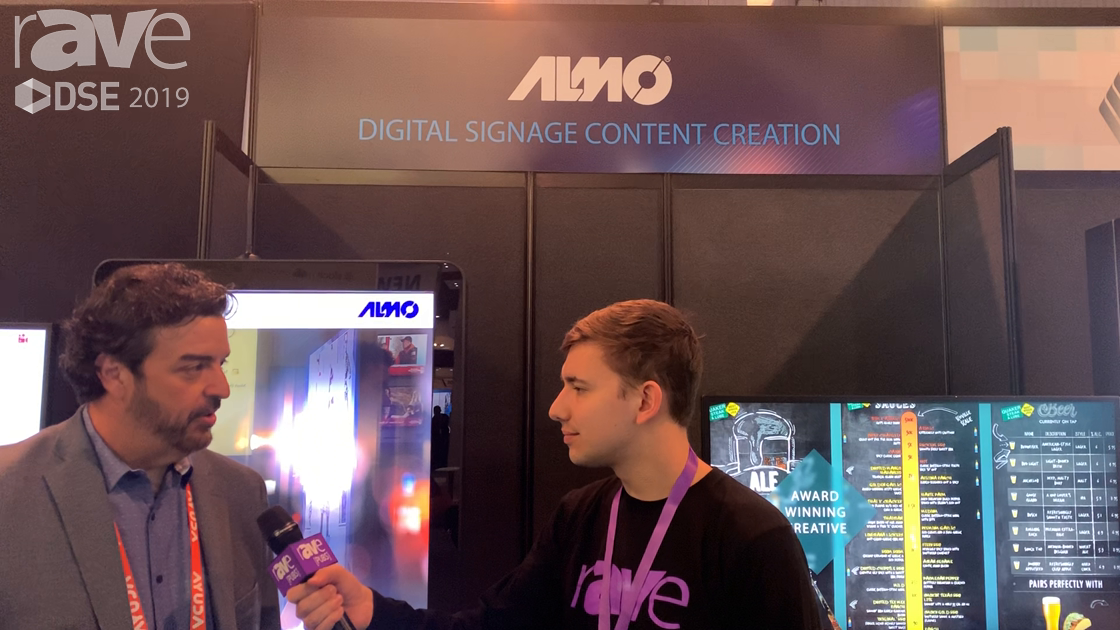 DSE 2019: Jim Nista of Almo Pro AV Speaks with Jacob Blount, Talks Content Services