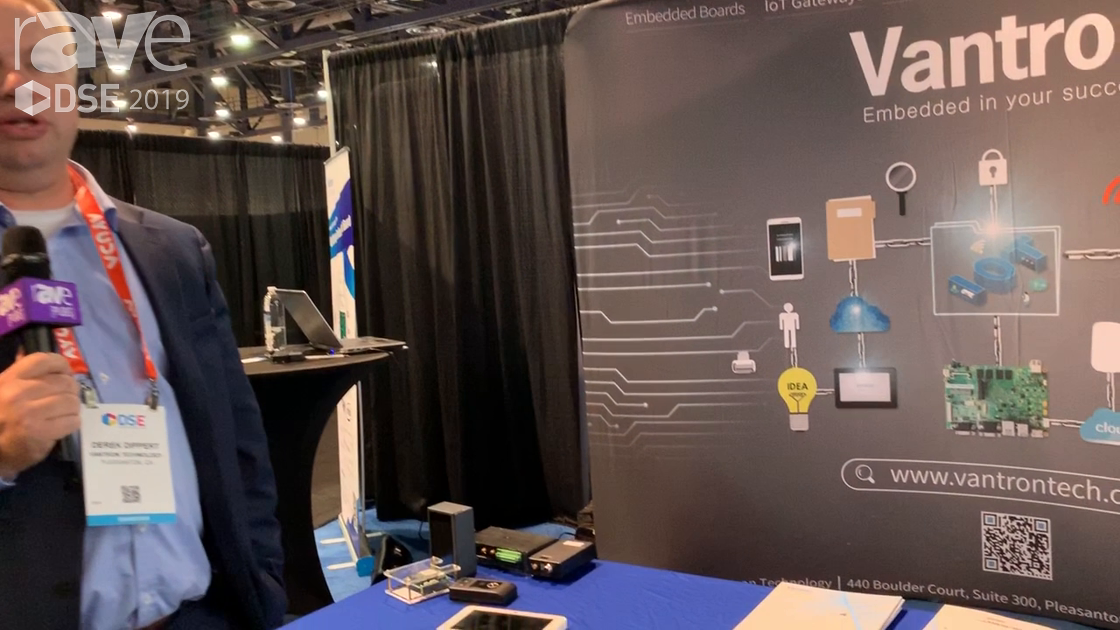 DSE 2019: Vantron Showcases an 8″ Rugged Tablet Specifically Created for Inmates