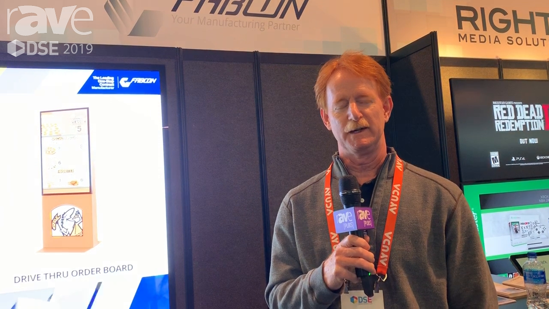 DSE 2019: Fabcon Talks About Custom Enclosures for Digital Signage Displays