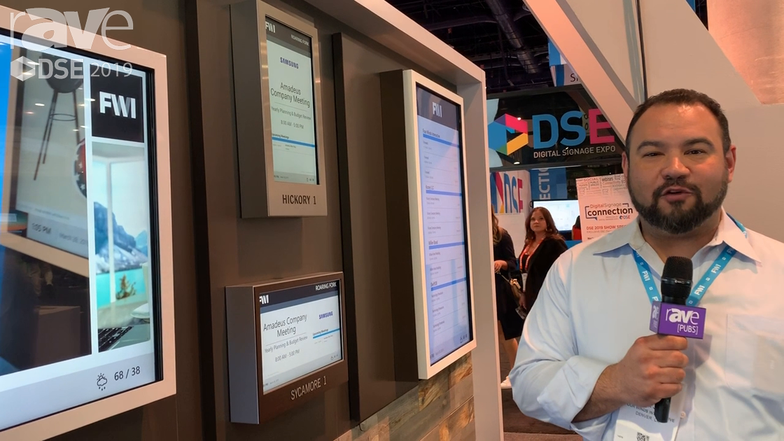 DSE 2019: Four Winds Interactive Features FWI Cloud Platform for Device Management