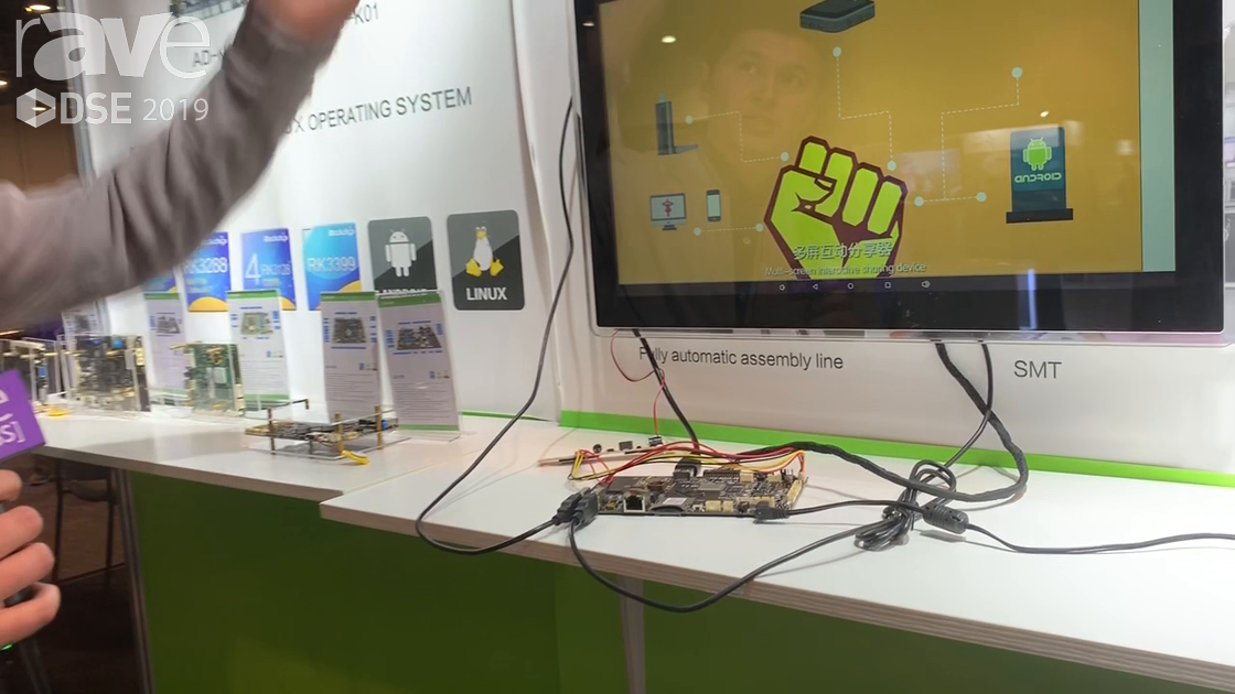 DSE 2019: SUNCHIP Showcases Its Latest Video Board, Which Outputs Via HDMI and LVDS