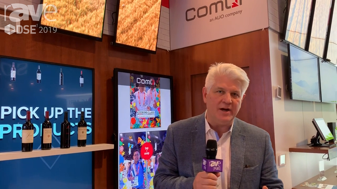 DSE 2019: ComQi Shows Uplift Experiences Built On EnGage CMS