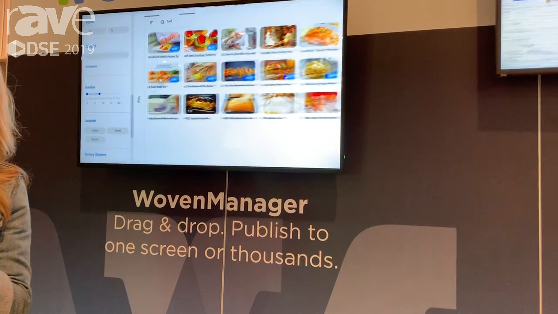 DSE 2019: Wovenmedia Explains WovenManager CMS Built For Video