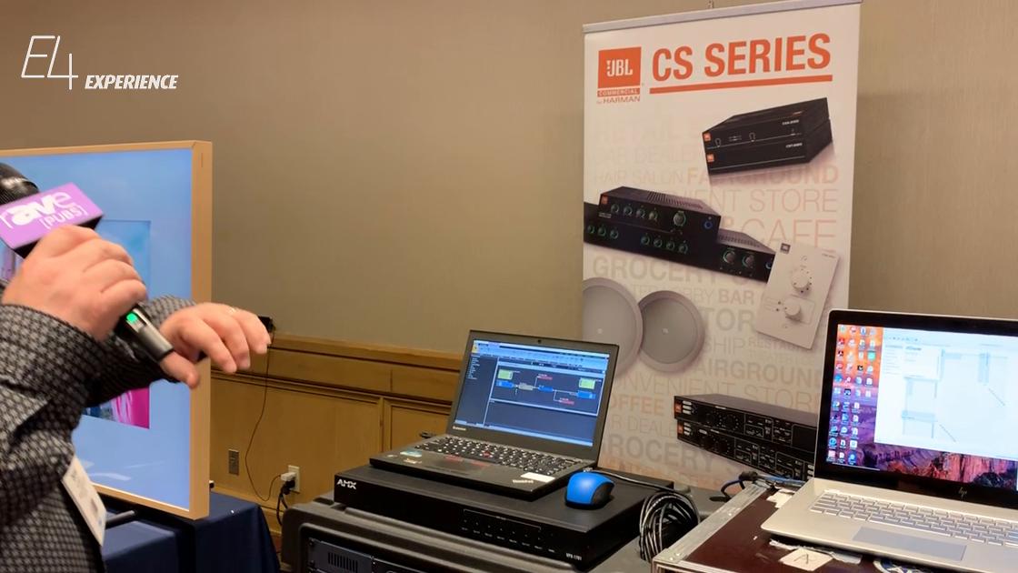 E4 Experience: BSS Audio Demos BLU-DA, a Dante/AES67 to BLU Link Bridge