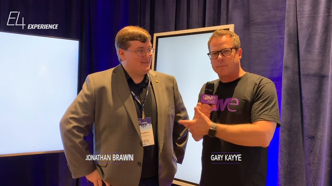 E4 Experience: Gary Kayye and Jonathan Brawn of Brawn Consulting About the Samsung Flip