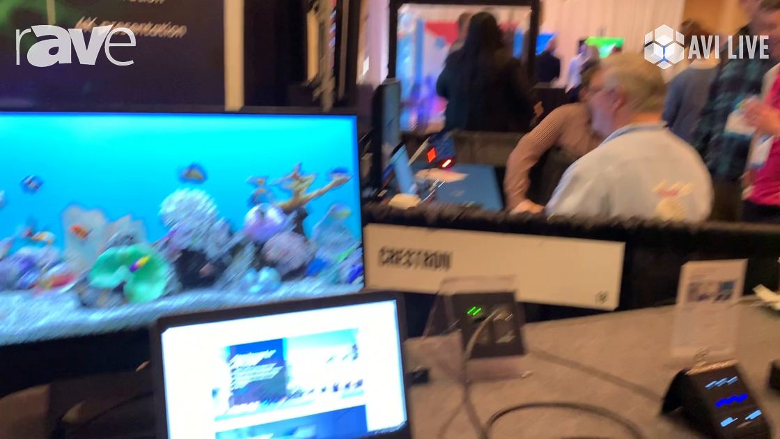 AVI LIVE: Crestron Highlights Room Solutions with Customizable MPC Controllers