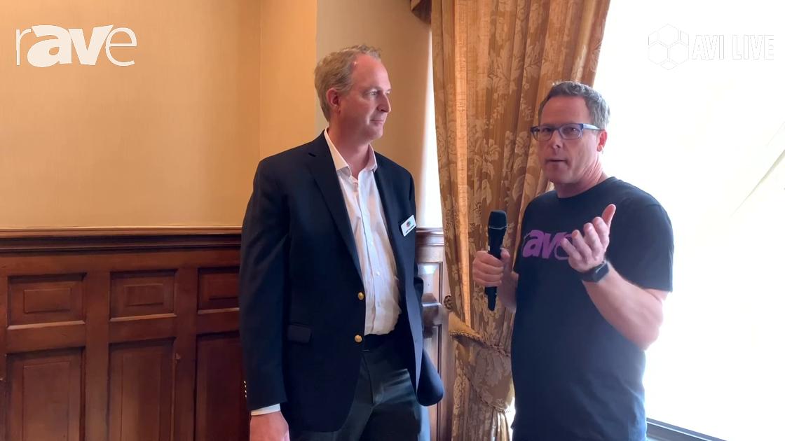 AVI LIVE: Jeff Stoebner Talks With Gary Kayye at AVI Live