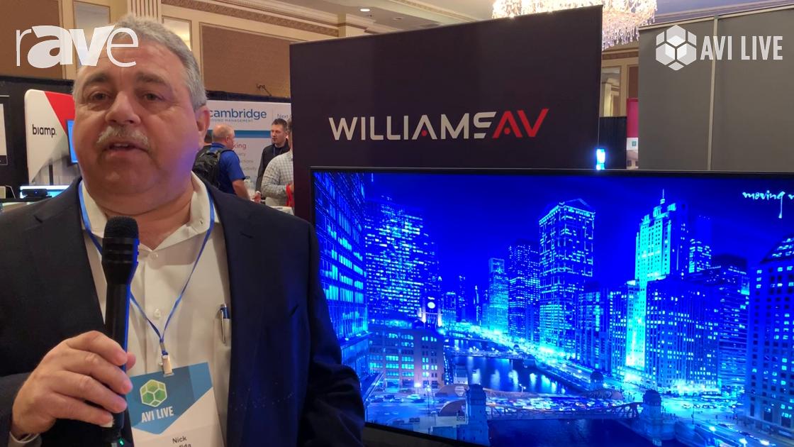 AVI LIVE: NEC Display Talks About V Series Digital Signage Displays for 24/7 Applications