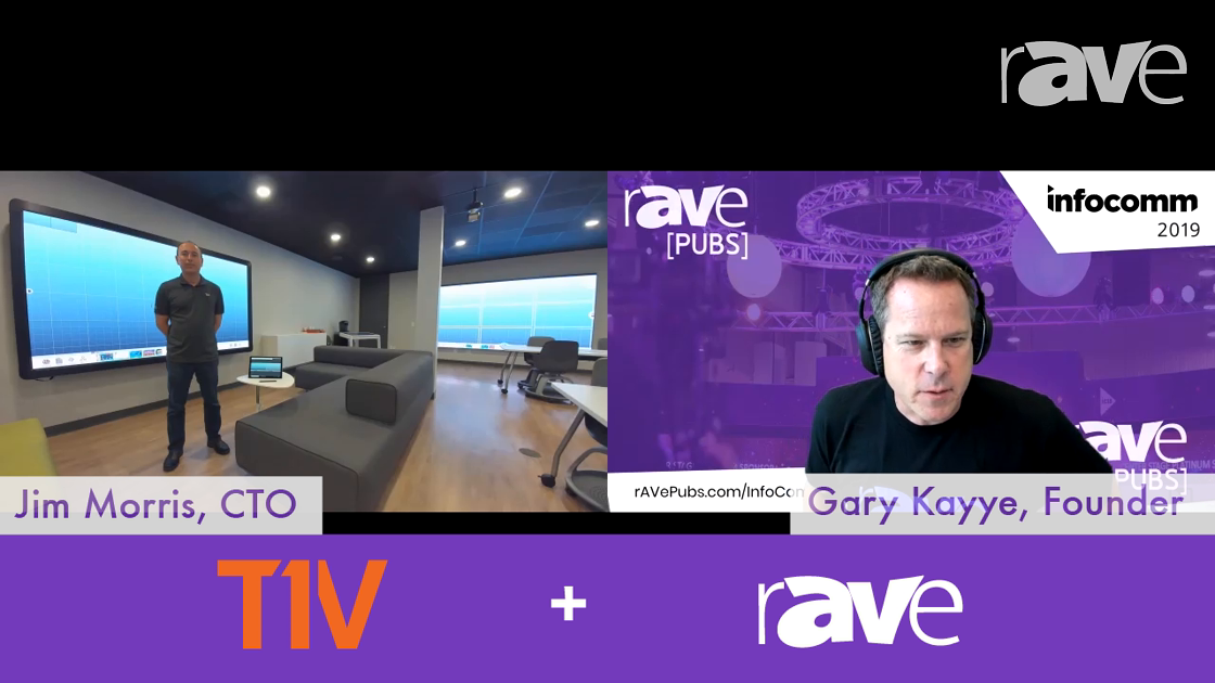This is Why T1V's Digital Canvas'ing Technology is Dominating Collaboration – A LIVE Video Demo
