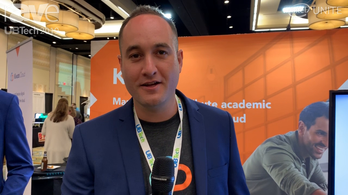 UB Tech 2019: Kivuto Solutions' Kivuto Cloud Helps Universities Manage Costs and Resources