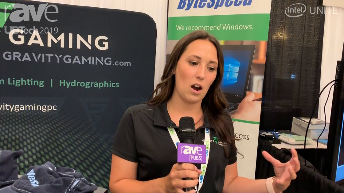 UB Tech 2019: ByteSpeed Showcases Gravity Gaming Esports Solution for Campuses