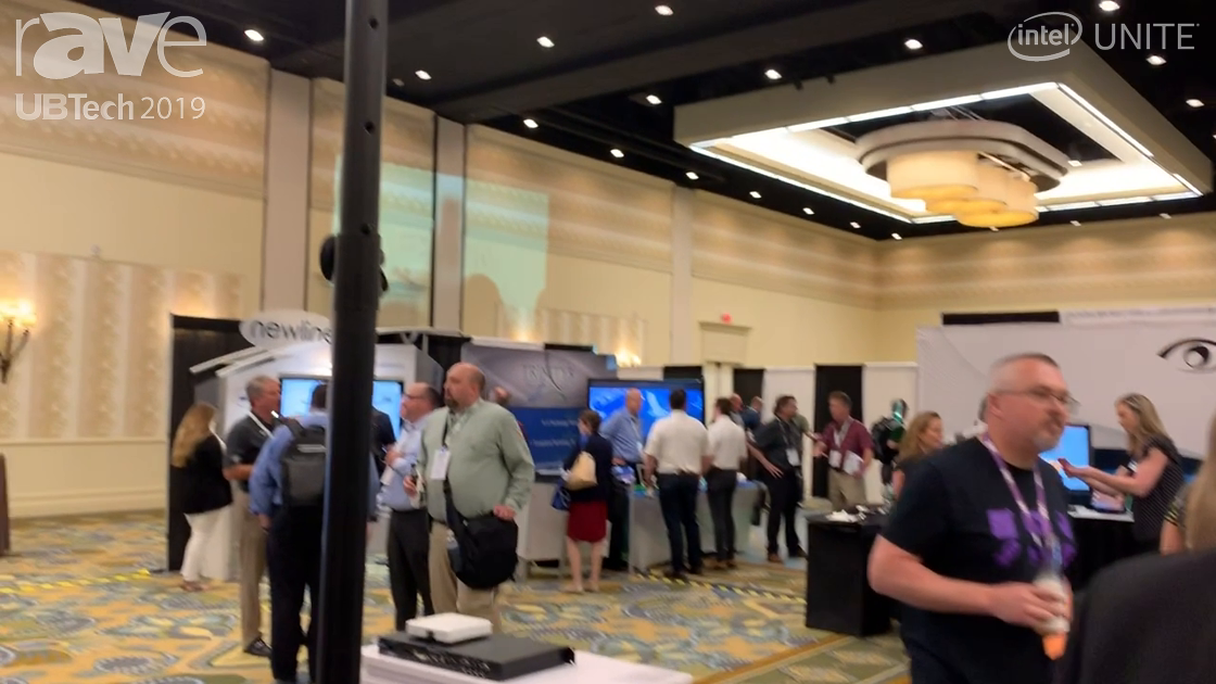 UB Tech 2019: Sennheiser Showcases the Teamconnect Ceiling 2