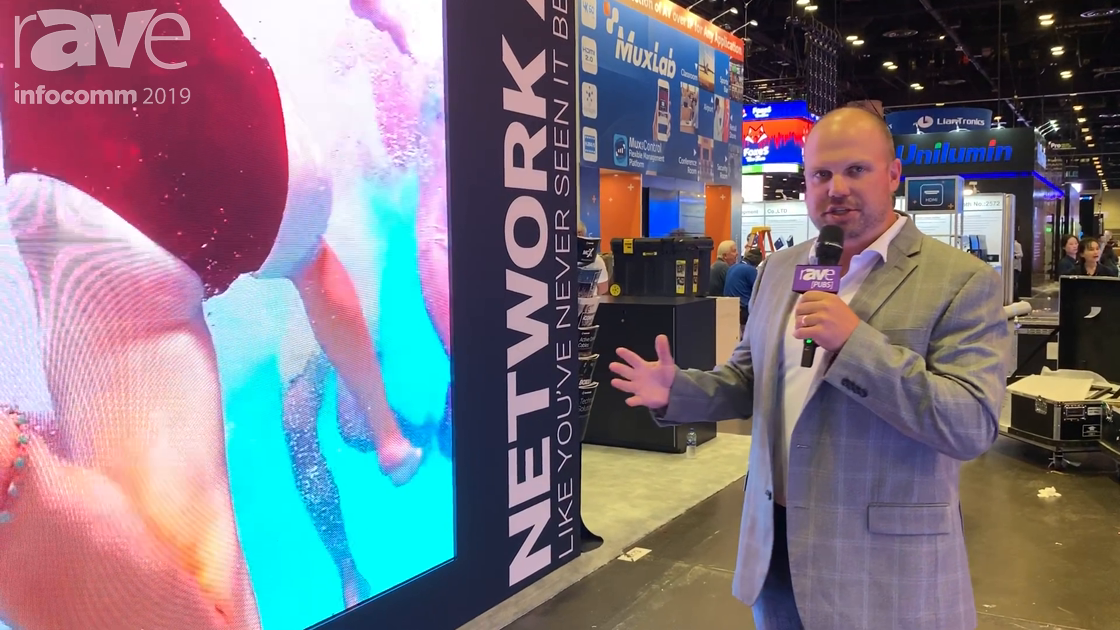 InfoComm 2019: Black Box Features RadianFlex 6.0 IP-Based Distributed Visualization for Video Walls