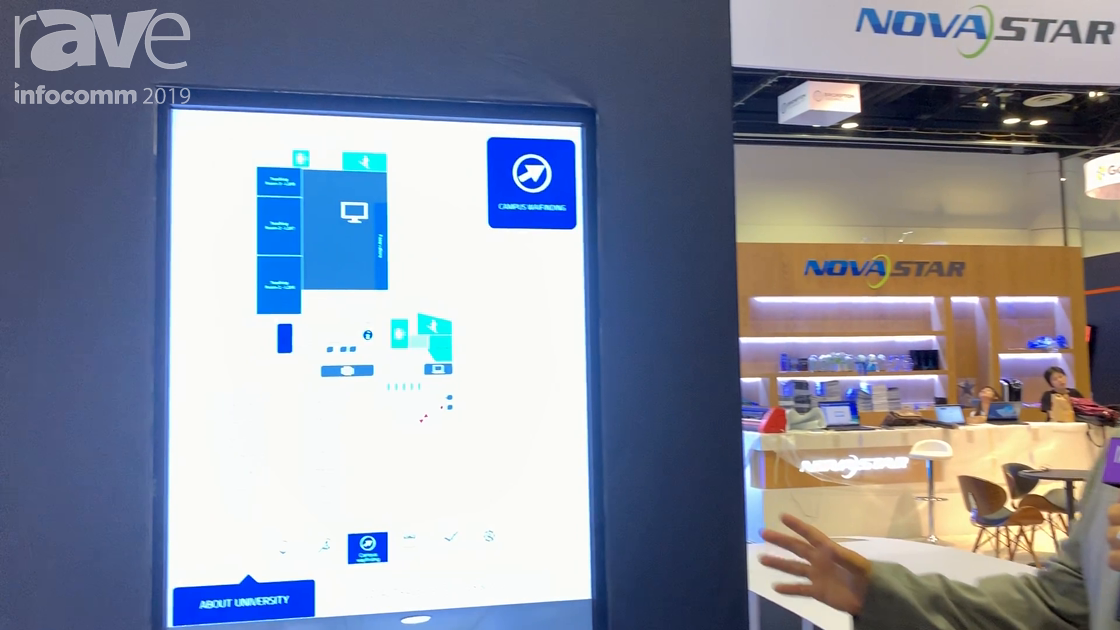 InfoComm 2019: Black Box Demos Digital Signage Platform iCompel