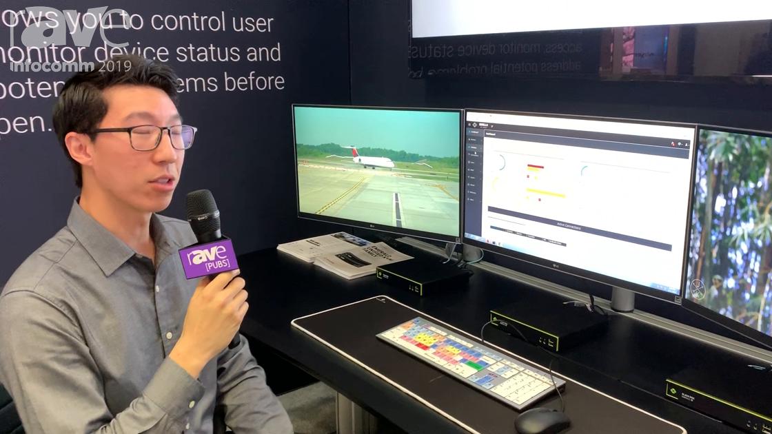 InfoComm 2019: Black Box Features the Boxilla Management Platform for Emerald