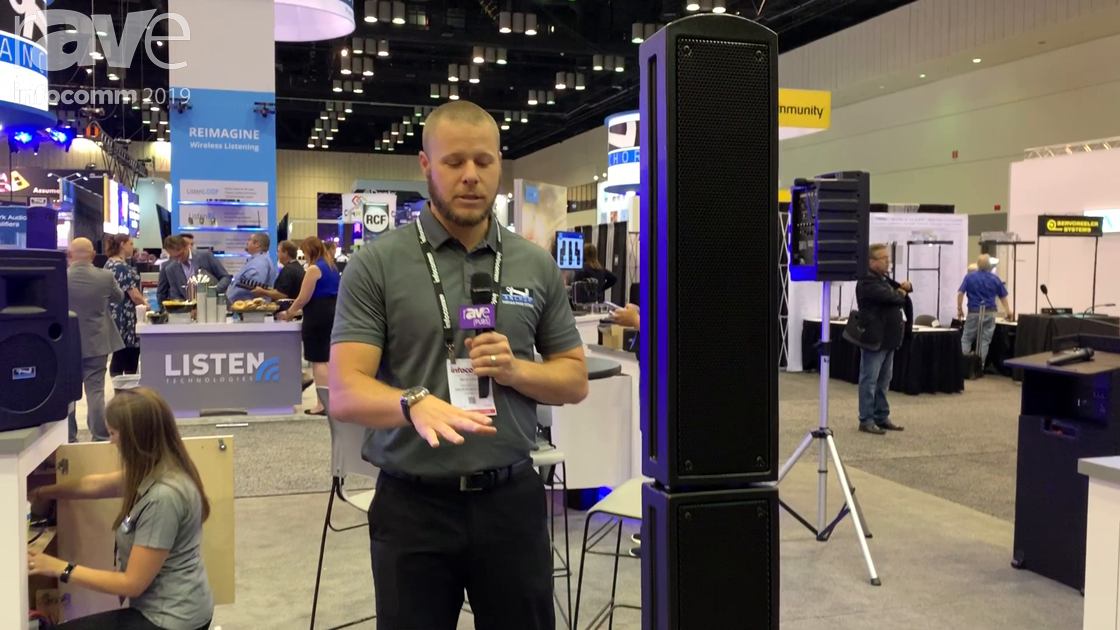InfoComm 2019: Anchor Audio Shows Off Its Beacon 2 Battery-Powered PA System