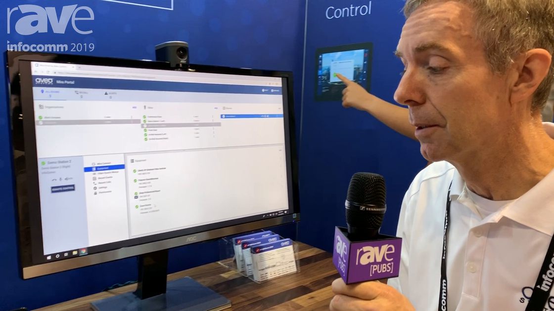 InfoComm 2019: Aveo Systems Shows Mira Connect Touch Panel With Zoom Rooms Integration