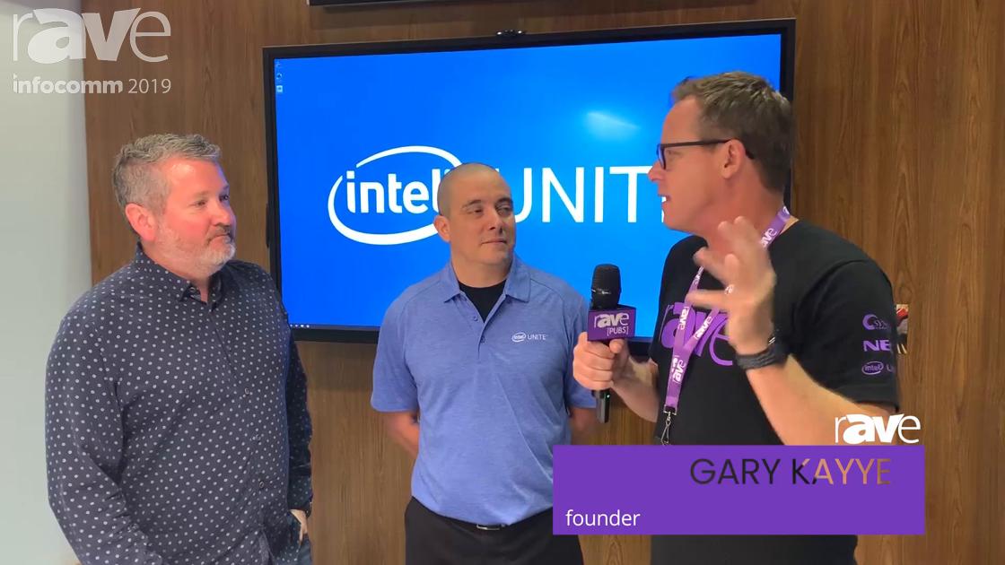 InfoComm 2019: Gary Interviews Thomas Loza and Jason Goecke from Intel About Intel Unite 4
