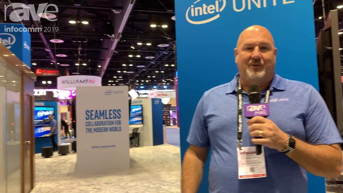 InfoComm 2019: Intel Shows How Intel Unite Powers the Next Generation Conference Room